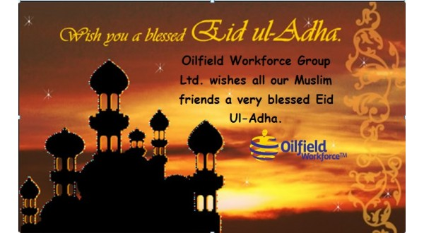 Oilfield workforce group ltd wishes all our muslim friends a very oilfield workforce group ltd wishes all our muslim friends a very blessed eid ul adha m4hsunfo
