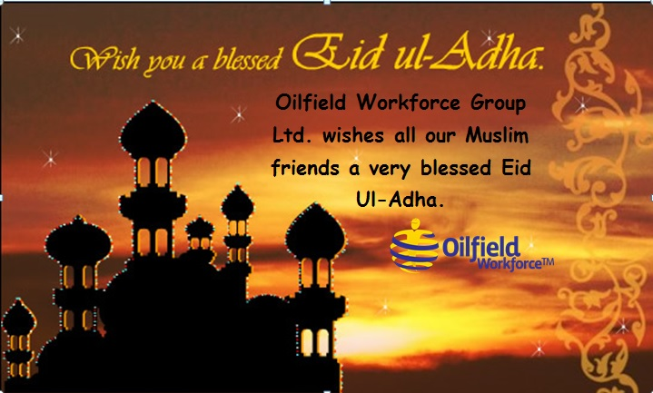 Oilfield workforce group ltd wishes all our muslim friends a very oilfield workforce group ltd wishes all our muslim friends a very blessed eid ul adha reheart Image collections